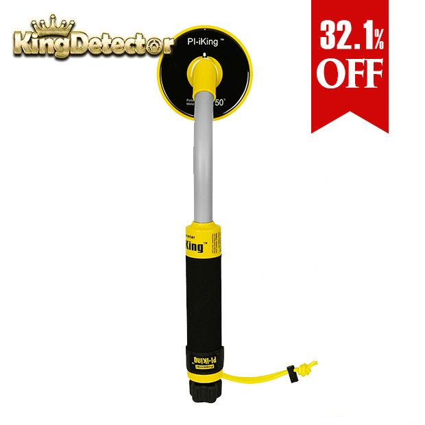 Fully Waterproof PI-iking 750 Precise Targeting Pinpointer