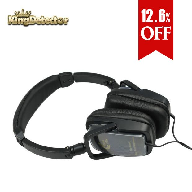 Kingdetector Gold Seeking Headphone