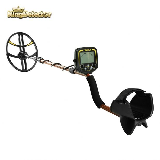 Discover Deluxe Metal Detector with Big Coil, TX-850 Plus Metal Detector