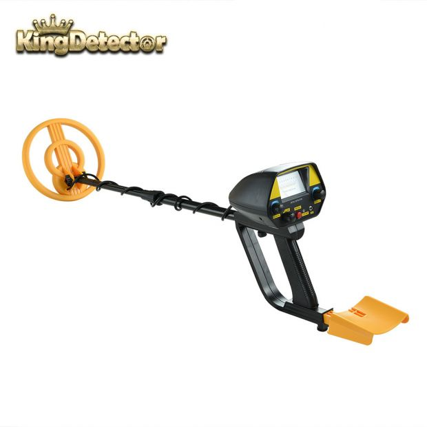 MD-4080 Yellow Upgraded Hobby Metal Detector