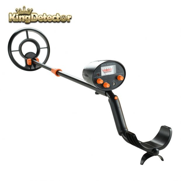 Metal Detector Treasure Hunter Gold Finder for Beginner and Teenagers and Adults Watreproof MD-3050