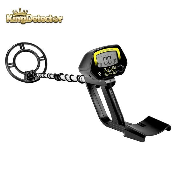 Metal Detector Treasure Pinpointer Gold Finder for Hobby Treasure Hunter Wedigout MD-4060
