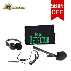 Hot Sale Treasure Hunting Detecting Accessories Kit 3 Pieces
