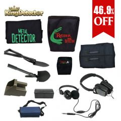 Metal Detector Accessories Set 10 Pieces for Sale
