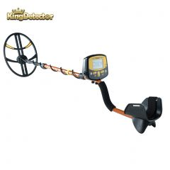 Discover Pro Metal Detector with Big Coil, Powerful Function Machine