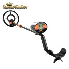 Metal Detector Treasure Hunter Gold Finder for Beginner Teenages and Adults Hobby Detection MD-3060