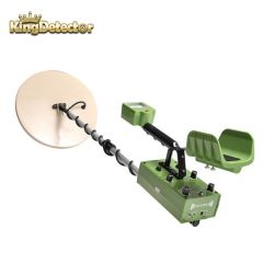 Metal Detector Treasure Hunter Gold Finder Accuracy Professional High Sensitivity Deep Garden Waterproof MD-88