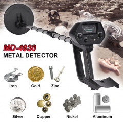 Metal Detector Gold Finder Treasure Hunter Deep Seeker for Beginner Hobby Wedigout MD-4030