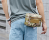 Metal Detector Portable Wearable Carry Bag